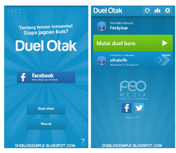Duel Otak Jadi Game Terlaris di Google Play